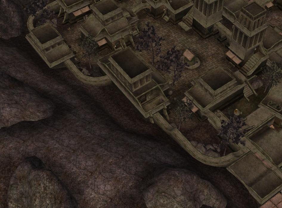 Walled Balmora