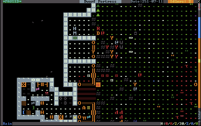 Newest Dwarf Fortress Release Version 0 47 04 News Indie Db