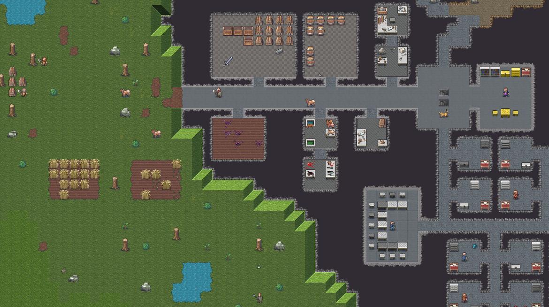Dwarf Fortress steam2