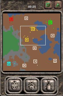 Minimap colors