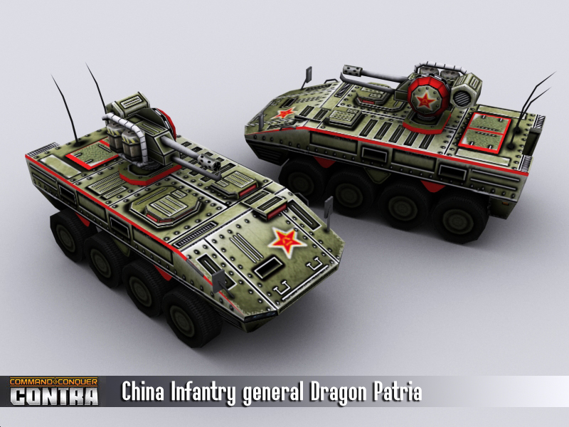 Dragon Patria