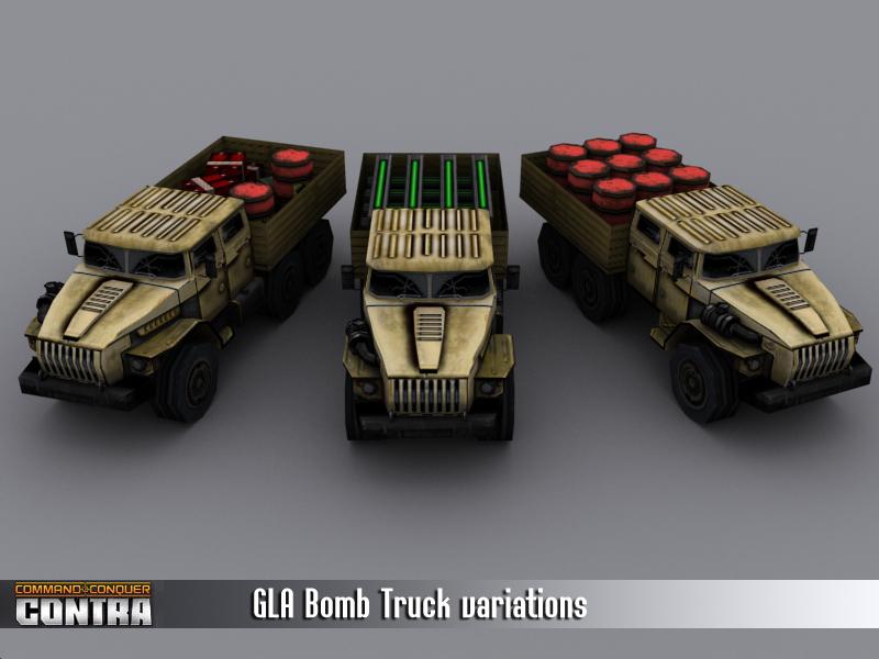 bombtruck