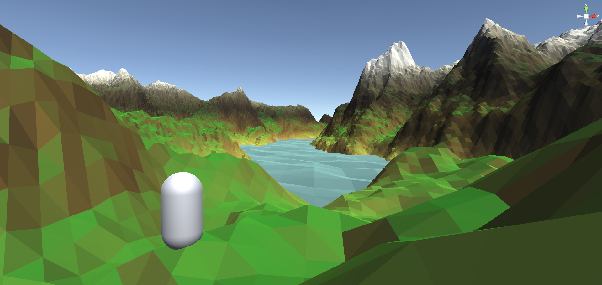 LowPolyWorlds preview #1