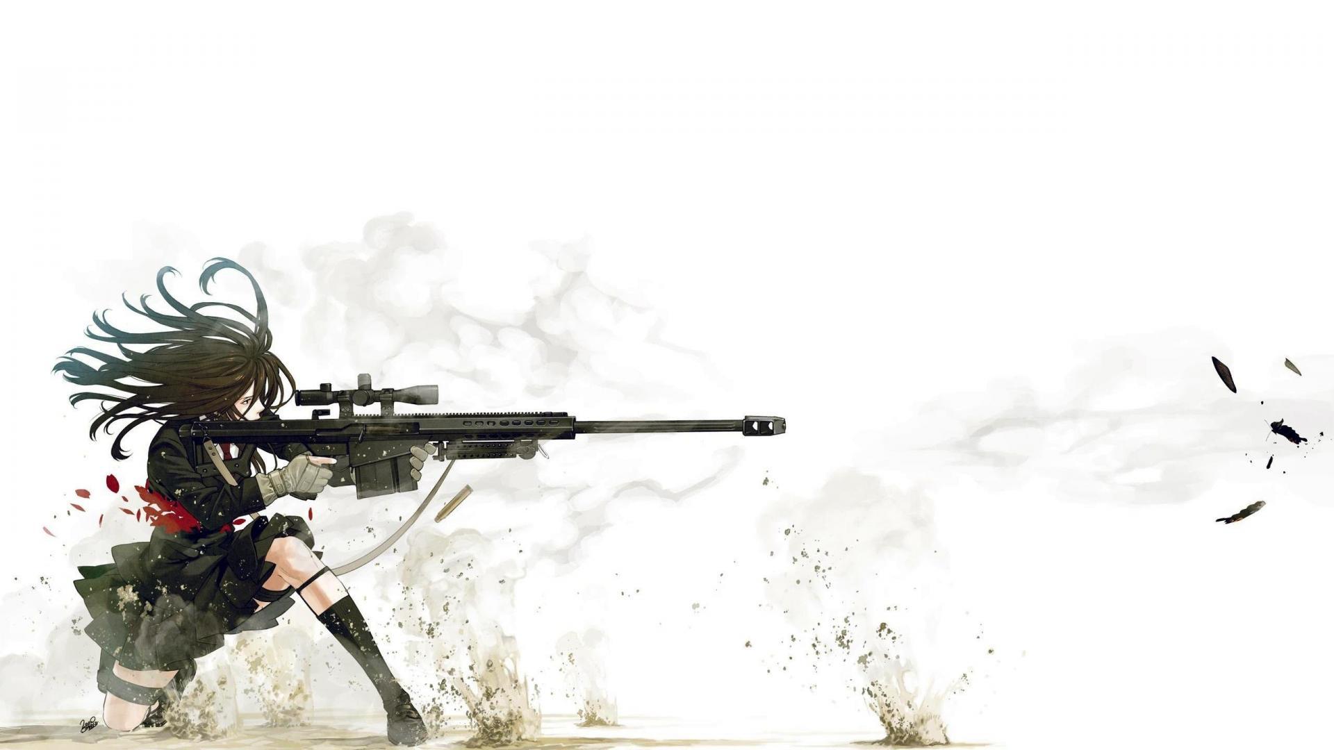 Sniper wallpaper image delta33 mod db - Anime war wallpaper ...