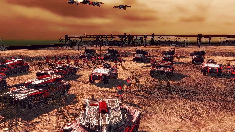 Command Conquer 3 : Les guerres du Tiberium