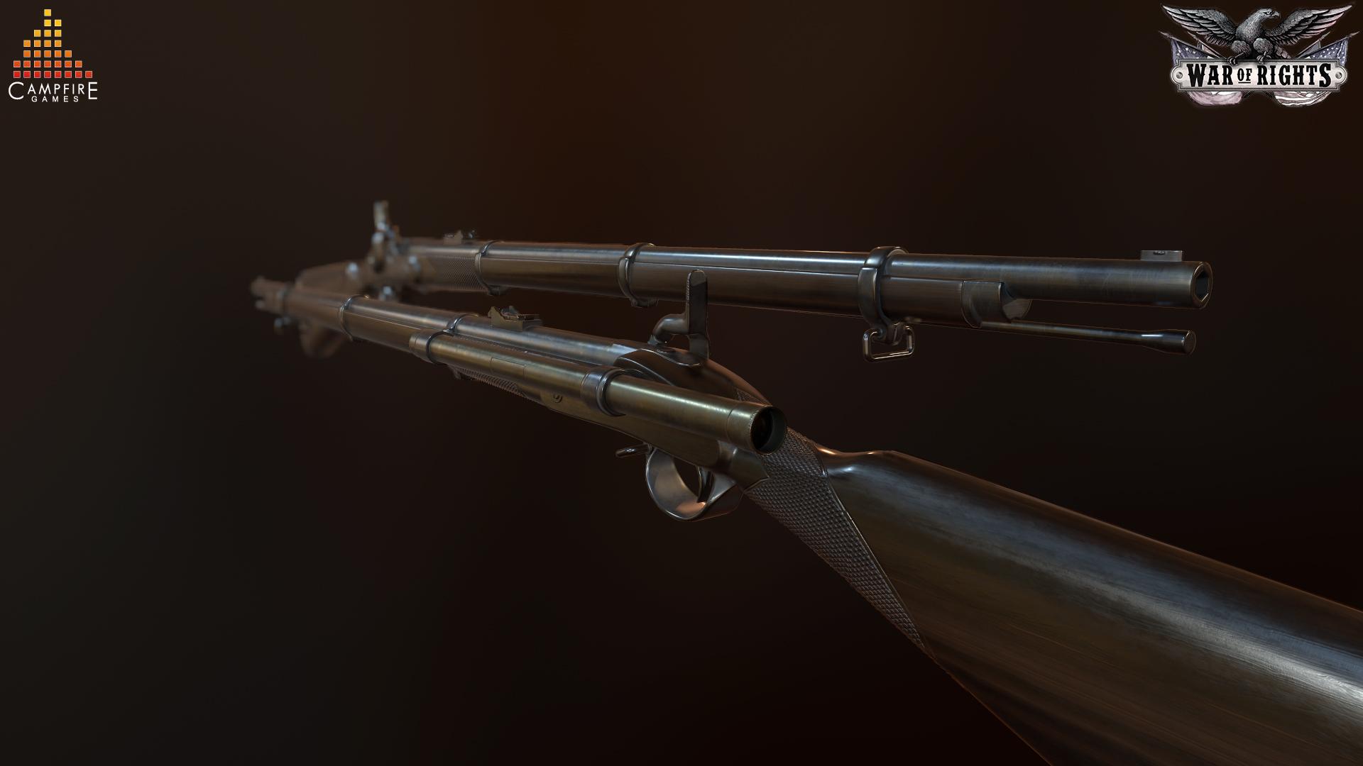 Whitworth Rifle 1