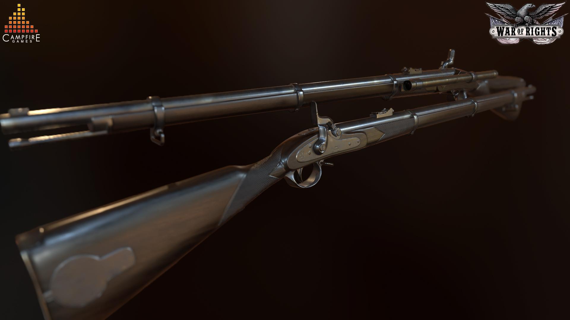Whitworth Rifle 2