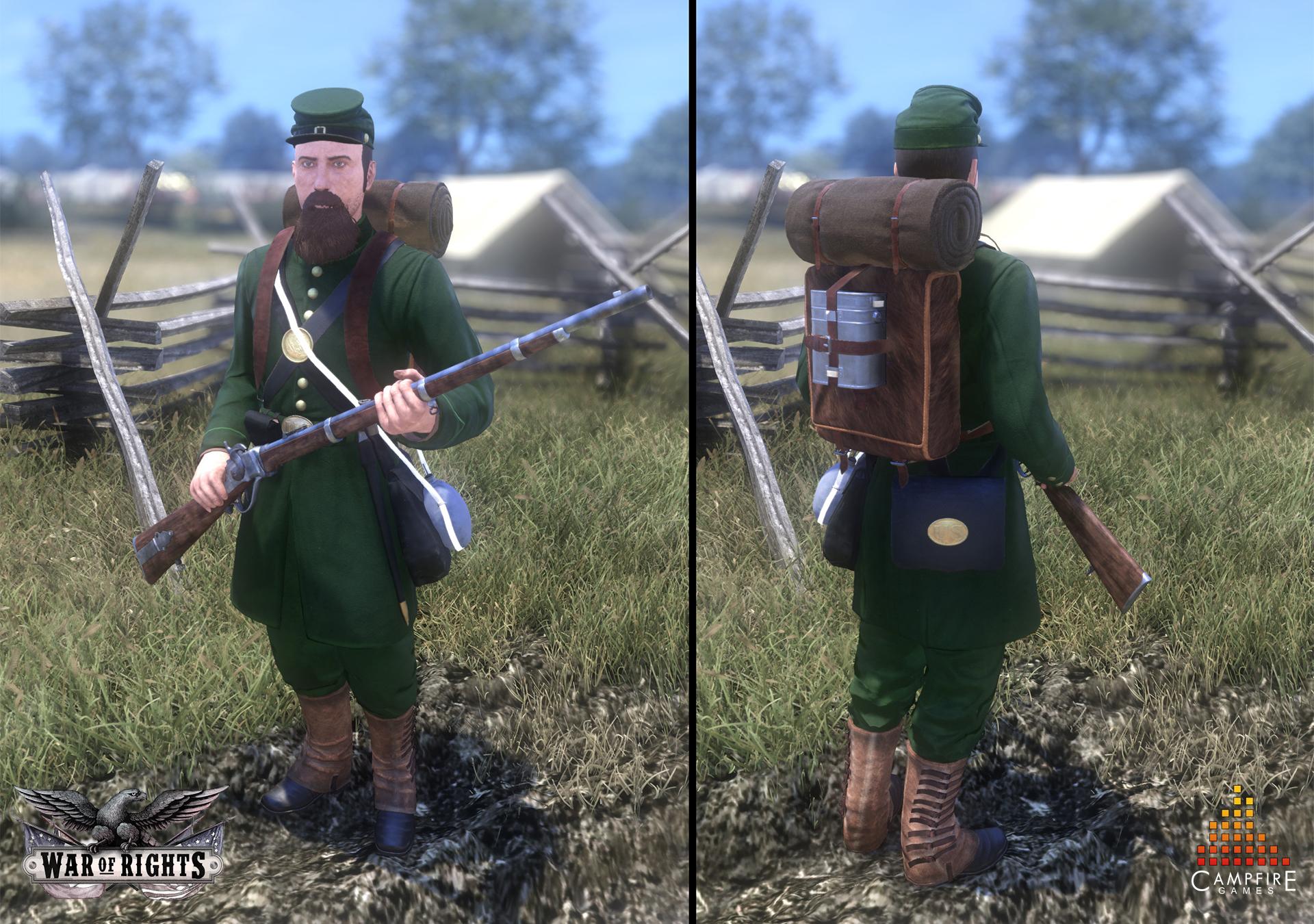 berdan sharpshooter