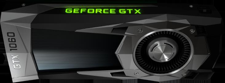 GeForce GTX 1060 FEVisual