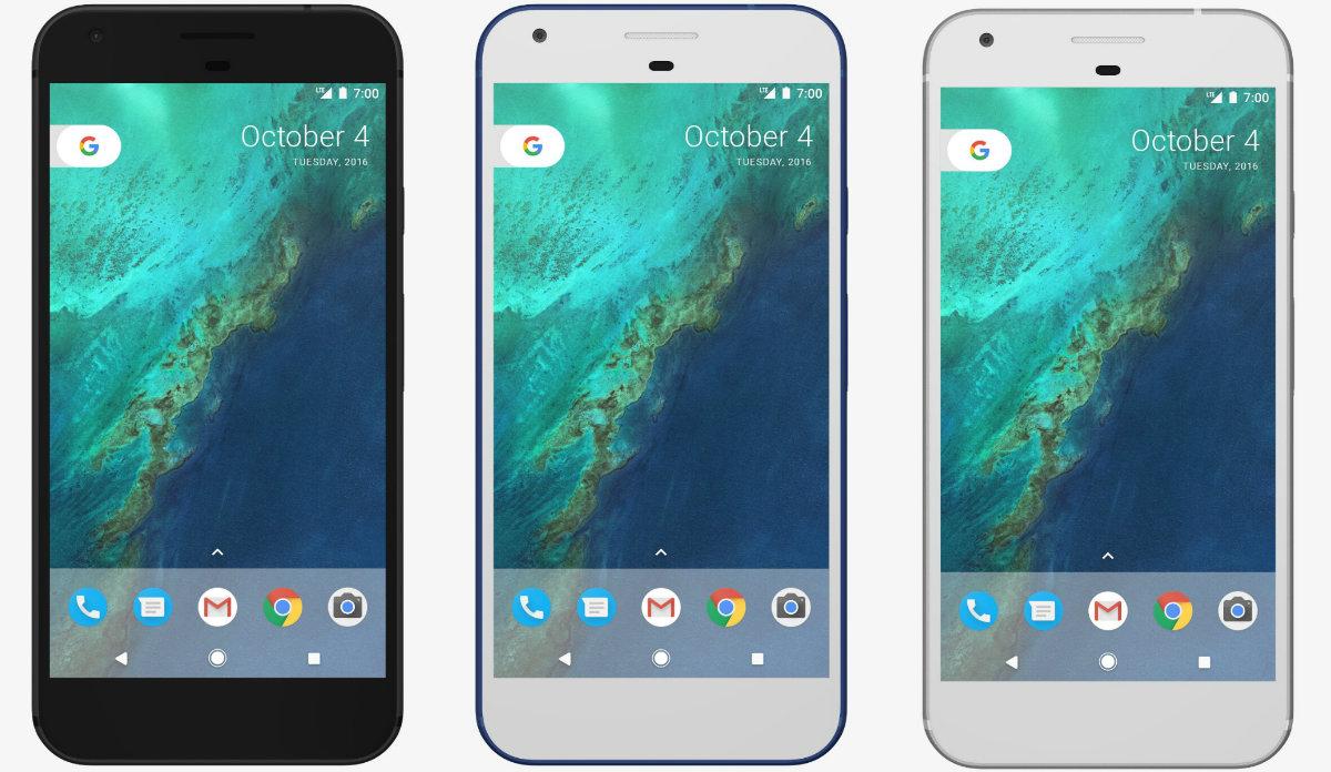 Google Pixel XL render 664