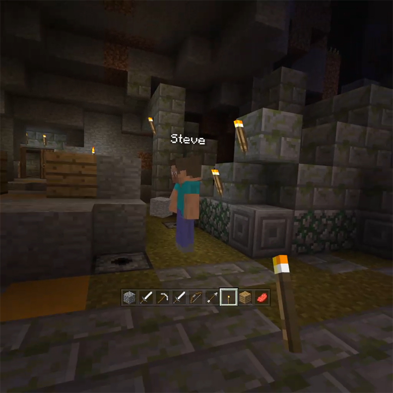 MinecraftGVR Multiplayer