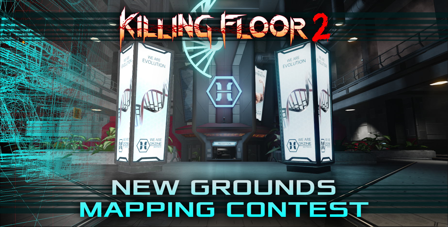 KF2 Mapping Contest Fade 4