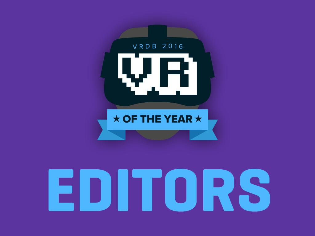 VRDB editors