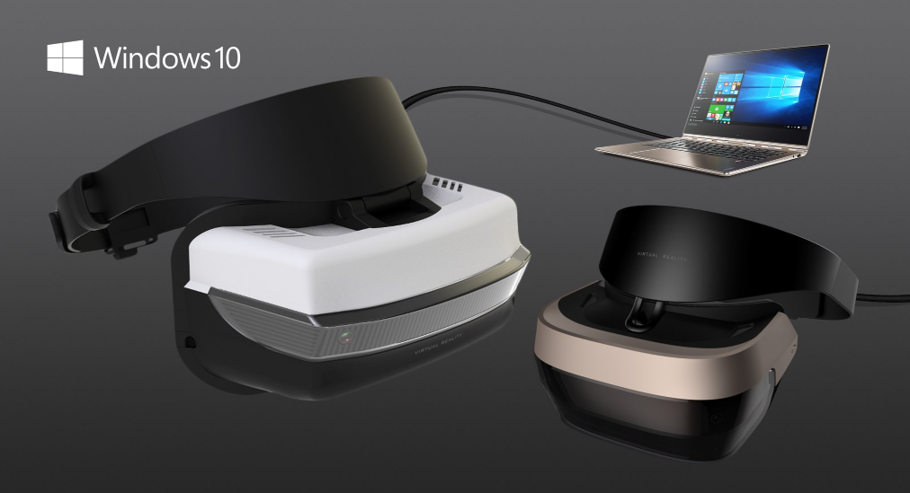 microsfot vr headset