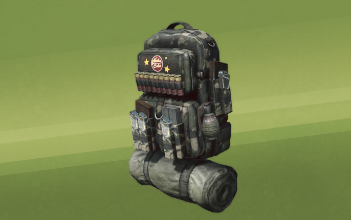 FSVFO4001 ModularBackpack