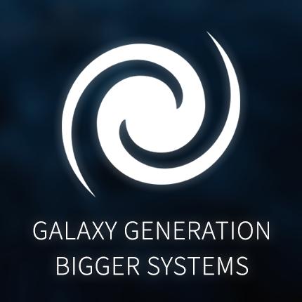 GalaxyGenerationBiggerSystems 1