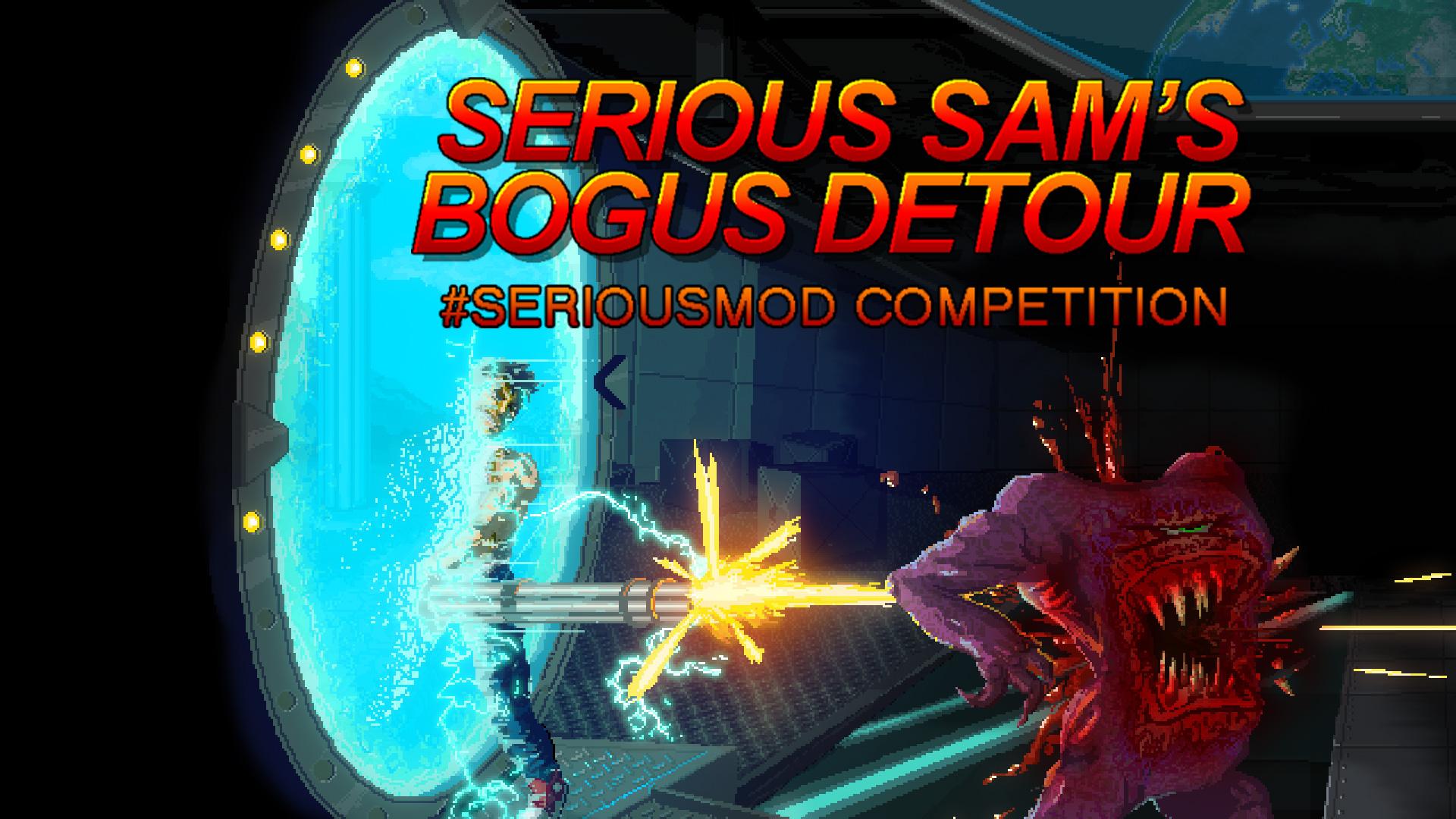 Serious Sam Bogus Detour