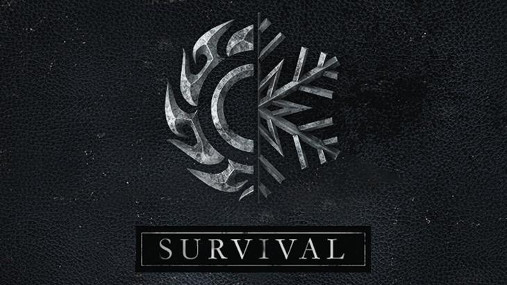 Skyrim Survival Logo