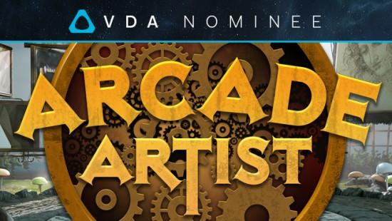 Arcade Artist VDA Thumbnail Bann