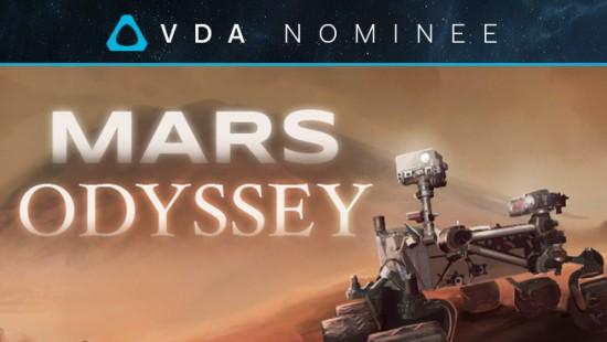 Mars Odyssey VDA Thumbnail Banne