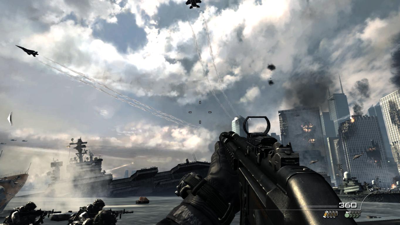 COD MW3- first gameplay image - illicitSoul(sgtProf) - Mod DB