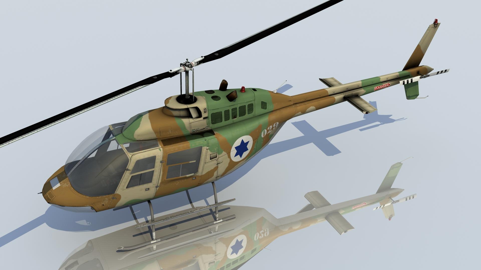 Bell 206 3