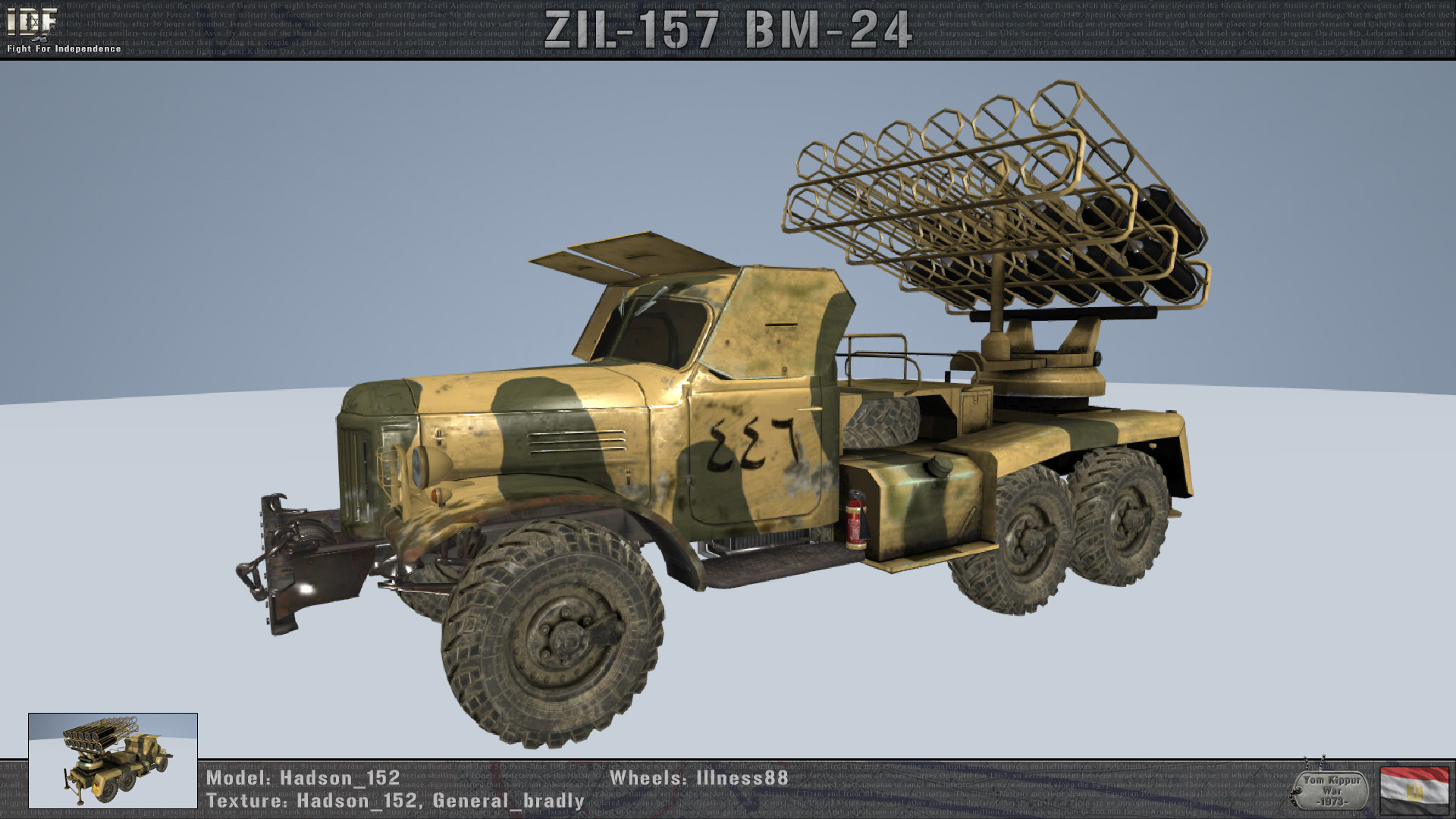 ZIL 157 BM 24 EG 73