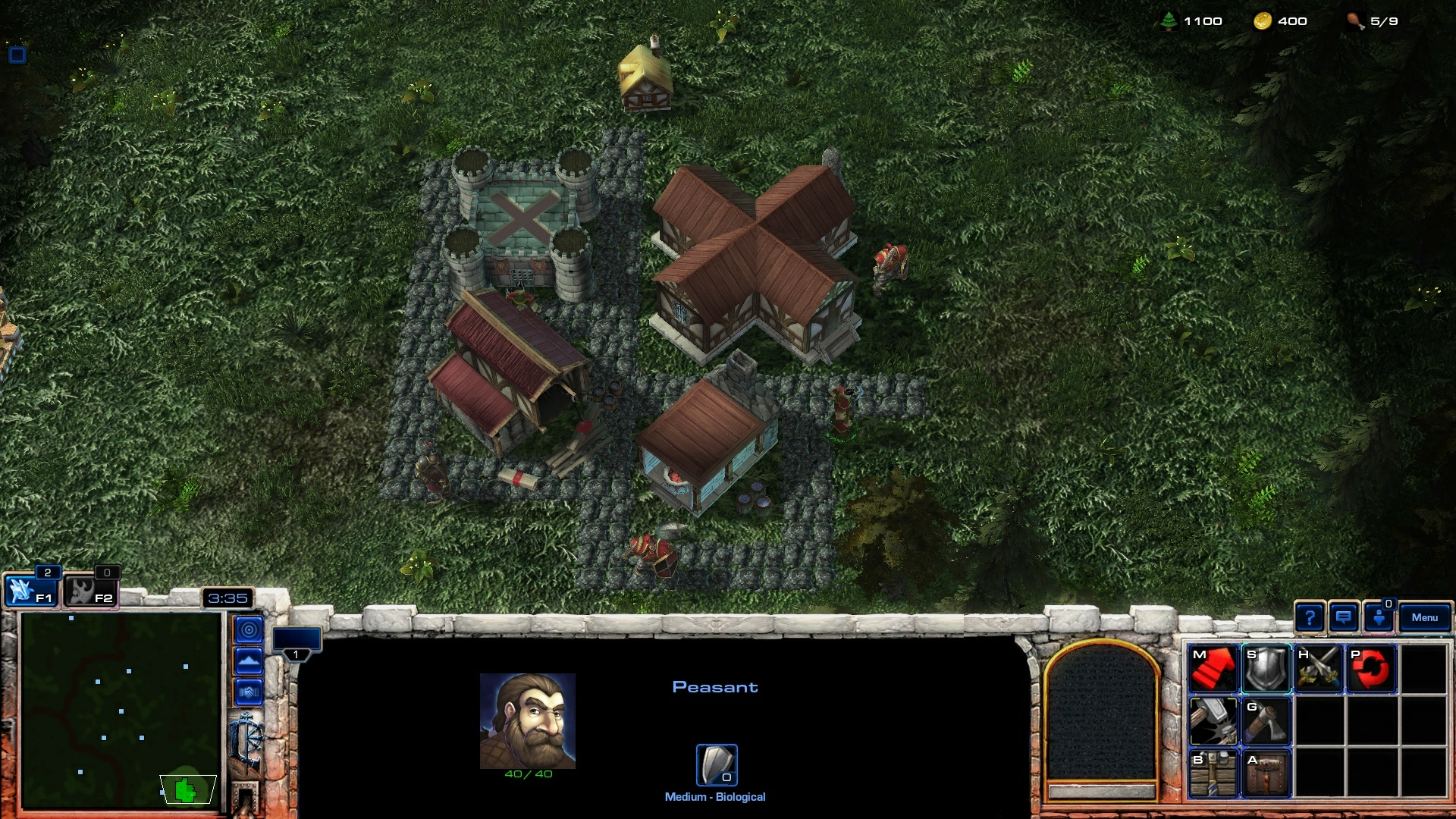 Chronicles of Azeroth mod for StarCraft II: Wings of Liberty