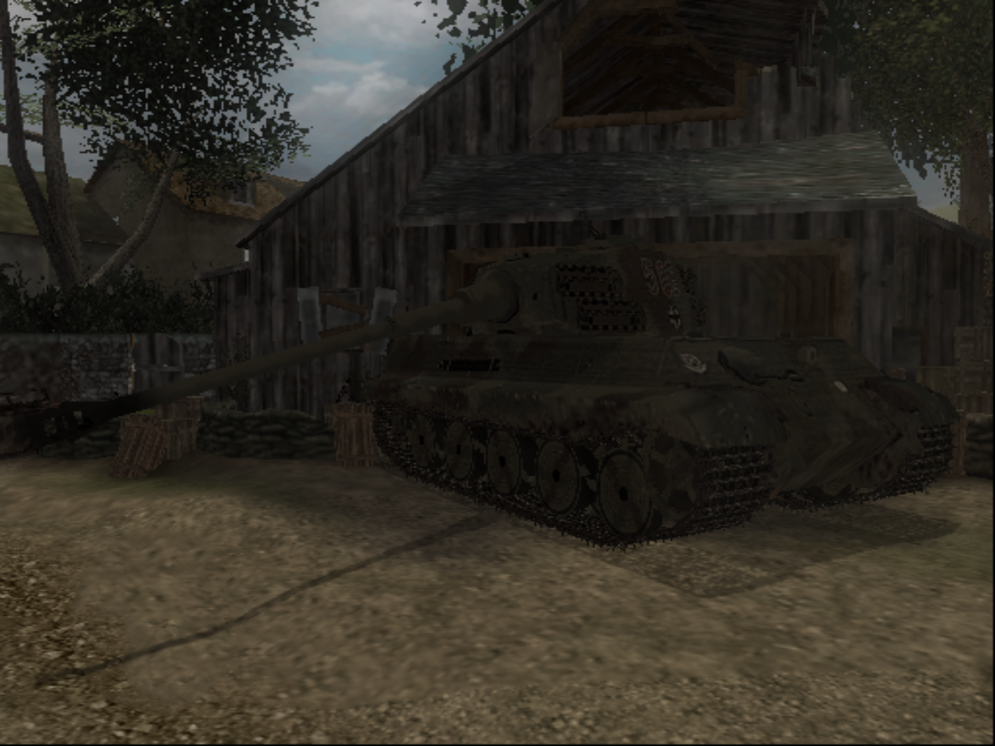 Tiger II PS2 2 1