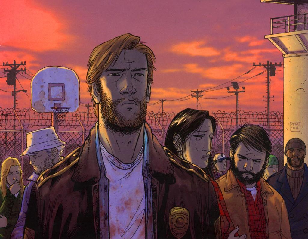 The walking dead comics image rick grimes mod db