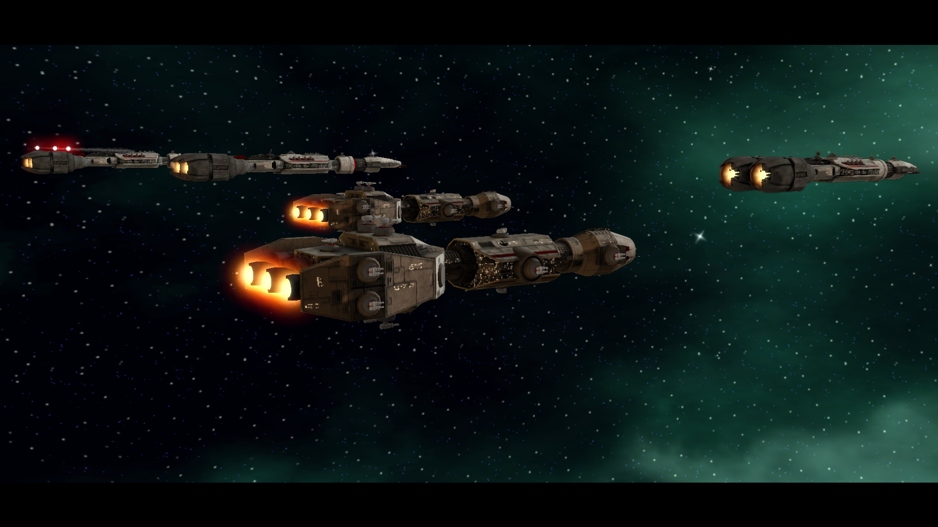 DP20 Corellian Gunship