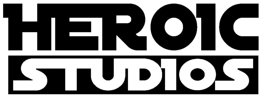 HEROIC Logo Final White