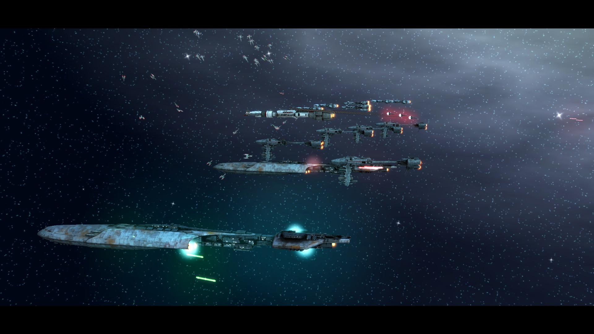 Rebel Fleet