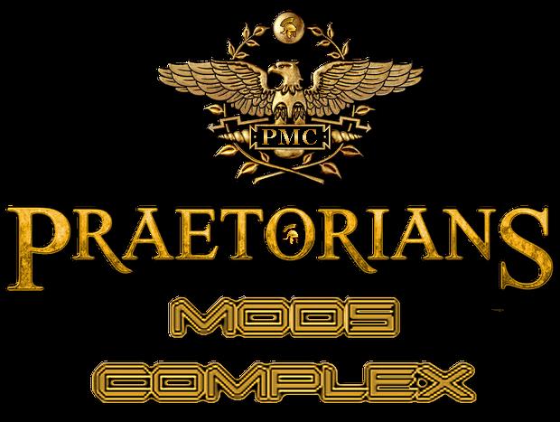 Praetorians Mod Complex AllGold PMC