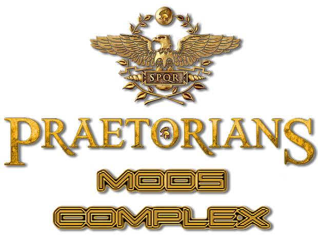 Praetorians Mod Complex AllGold