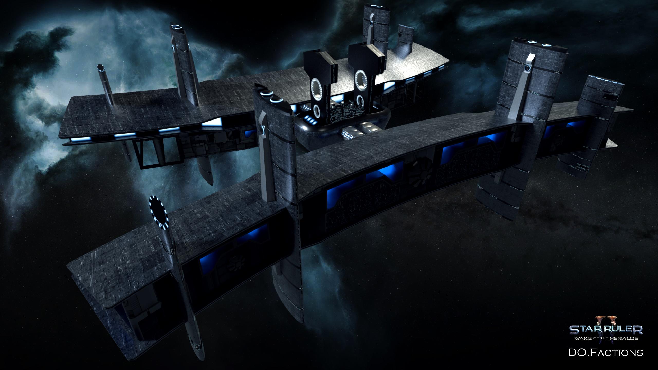 asgard valhalla station by dolyn