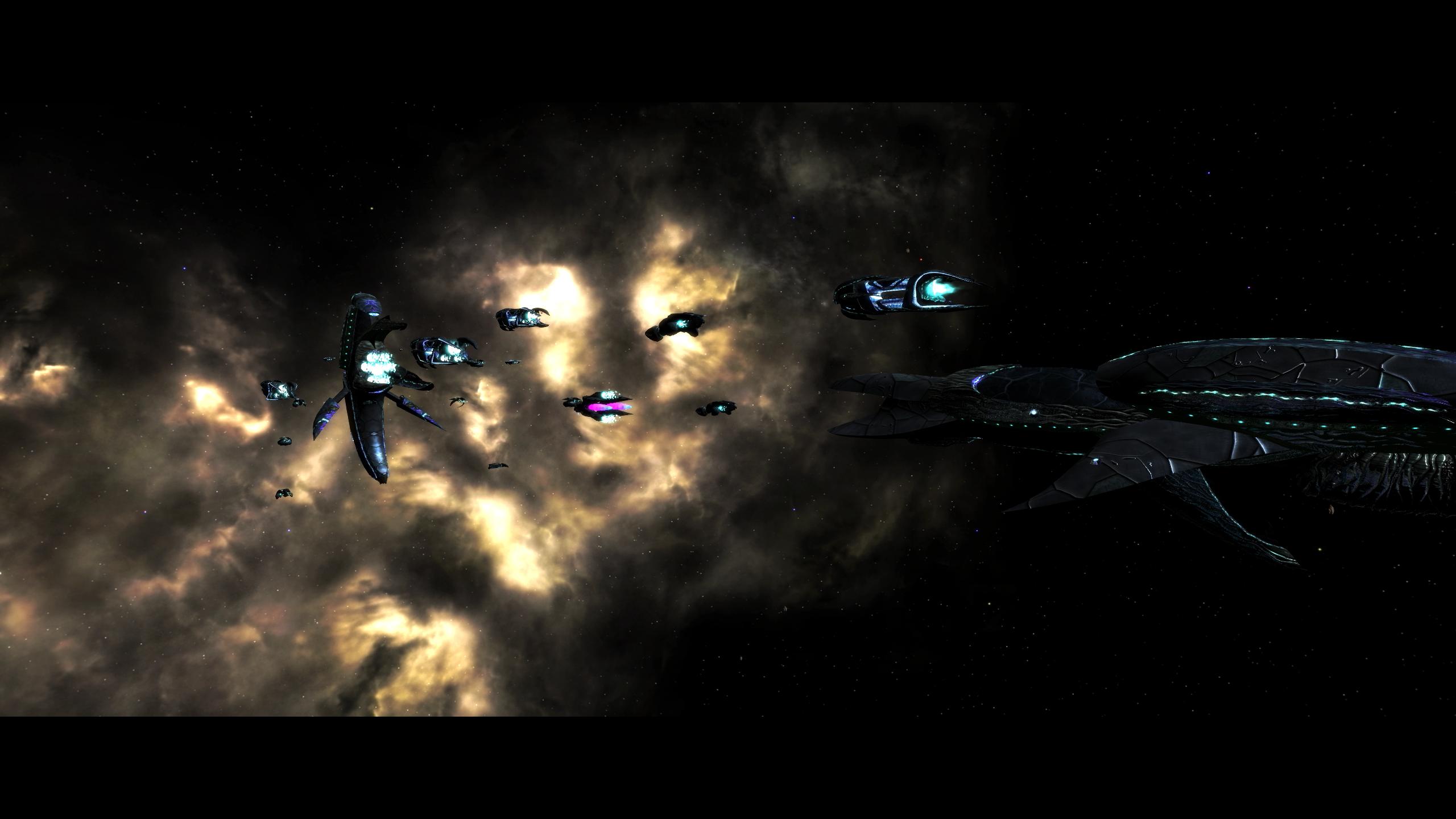 The Ancient fleet