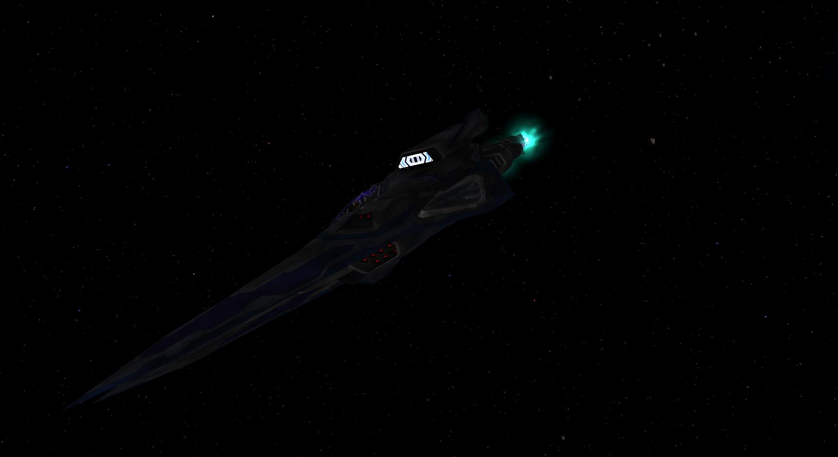 FSA Space Superiority Interceptor