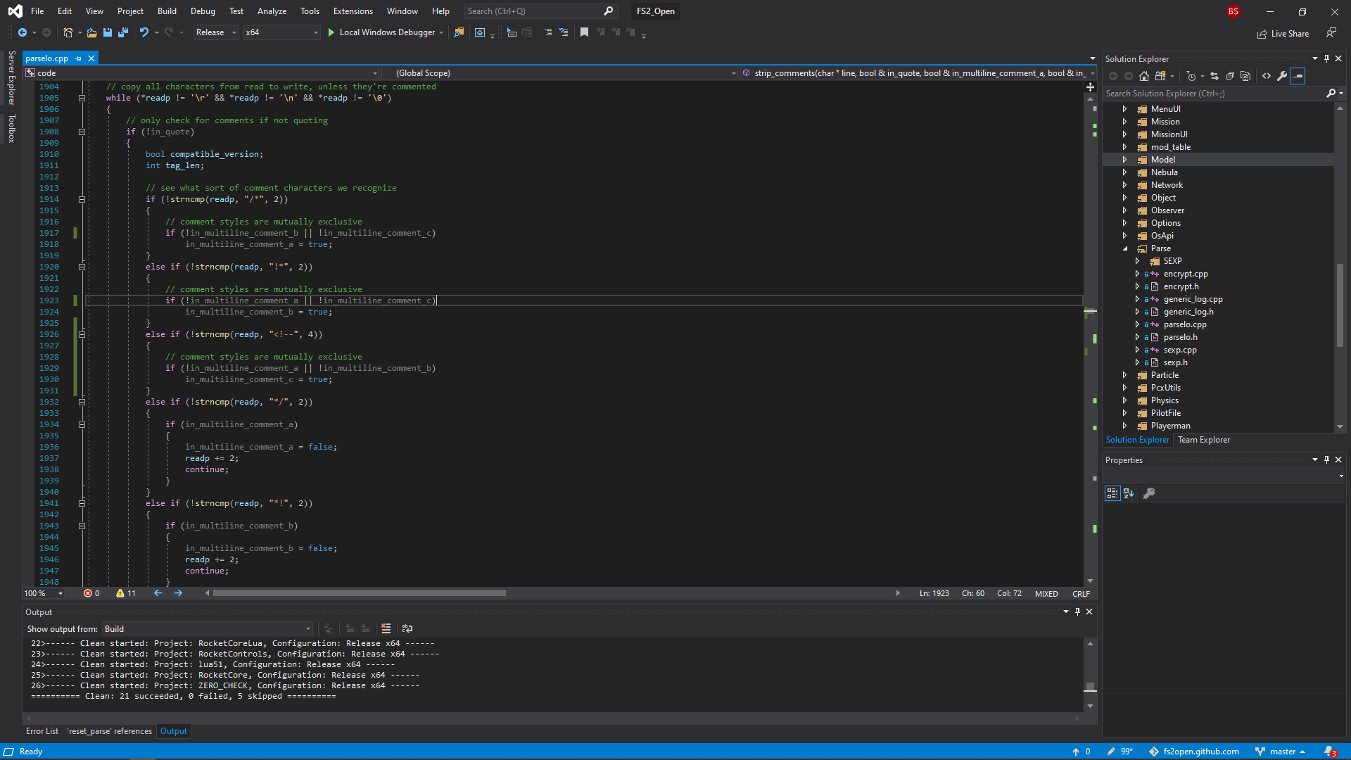 Rekt Galaxies/Fractured Suns dedicated build programming shot
