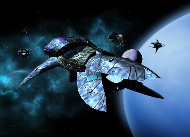 The Hegemony fleet