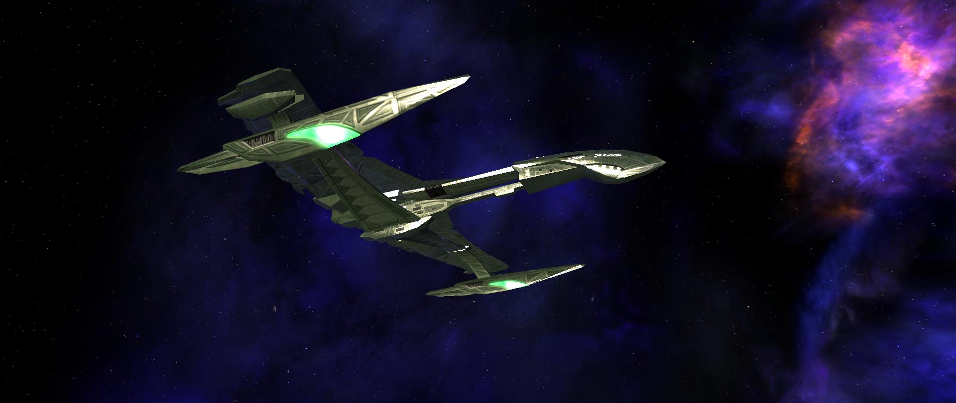Romulan Warbird 2379