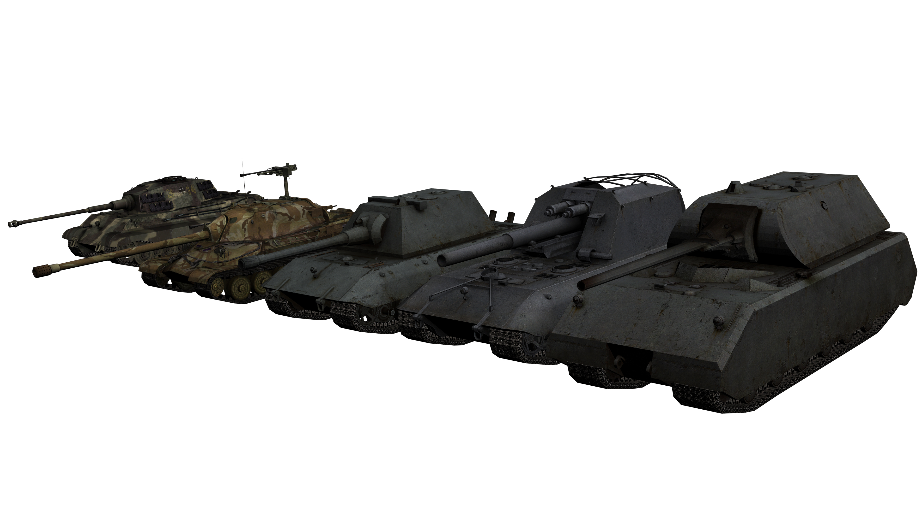 Next>>>>>IS-7>E-100>Gw Typ-E>Maus image - Demon_from ...