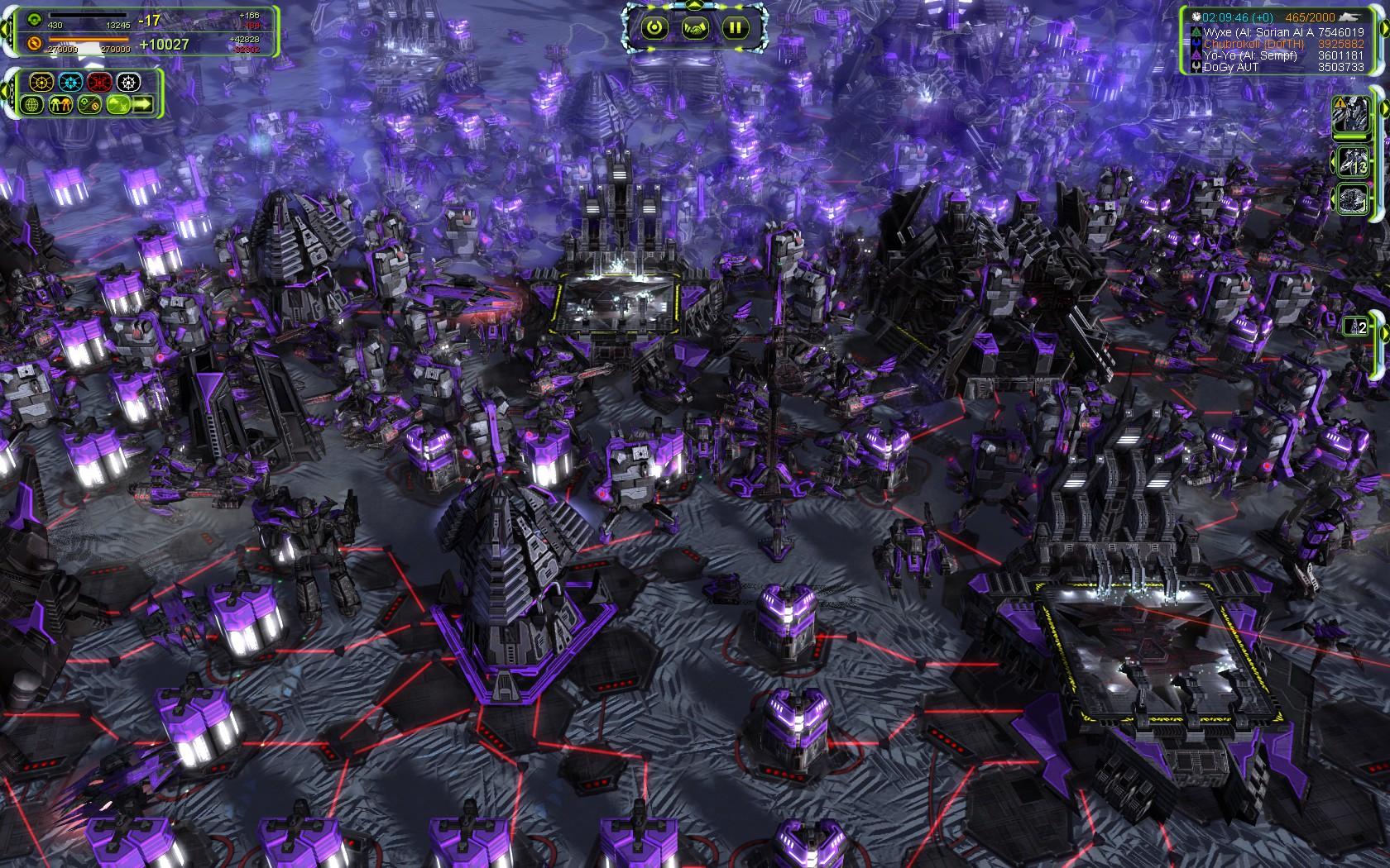 Supreme Commander Forged Alliance Image Chubrokoli Mod Db
