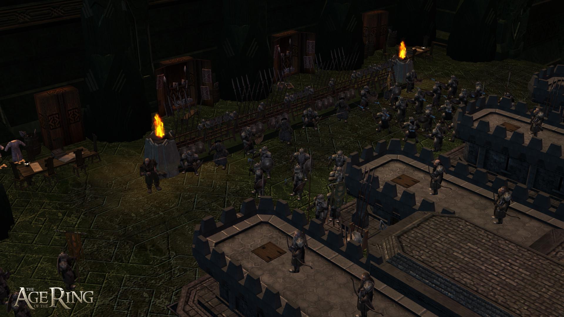 armoury of Erebor