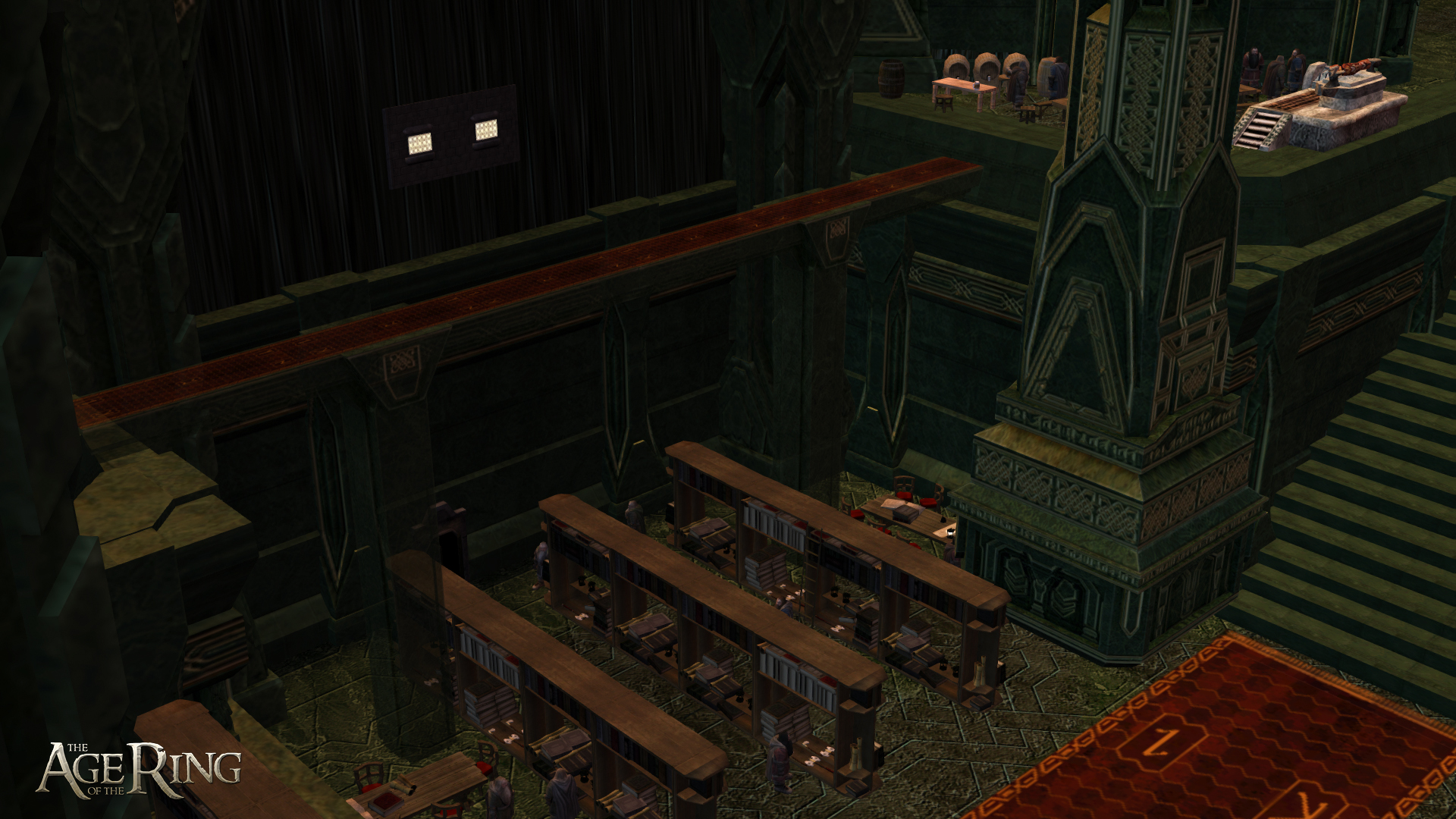 library of Erebor