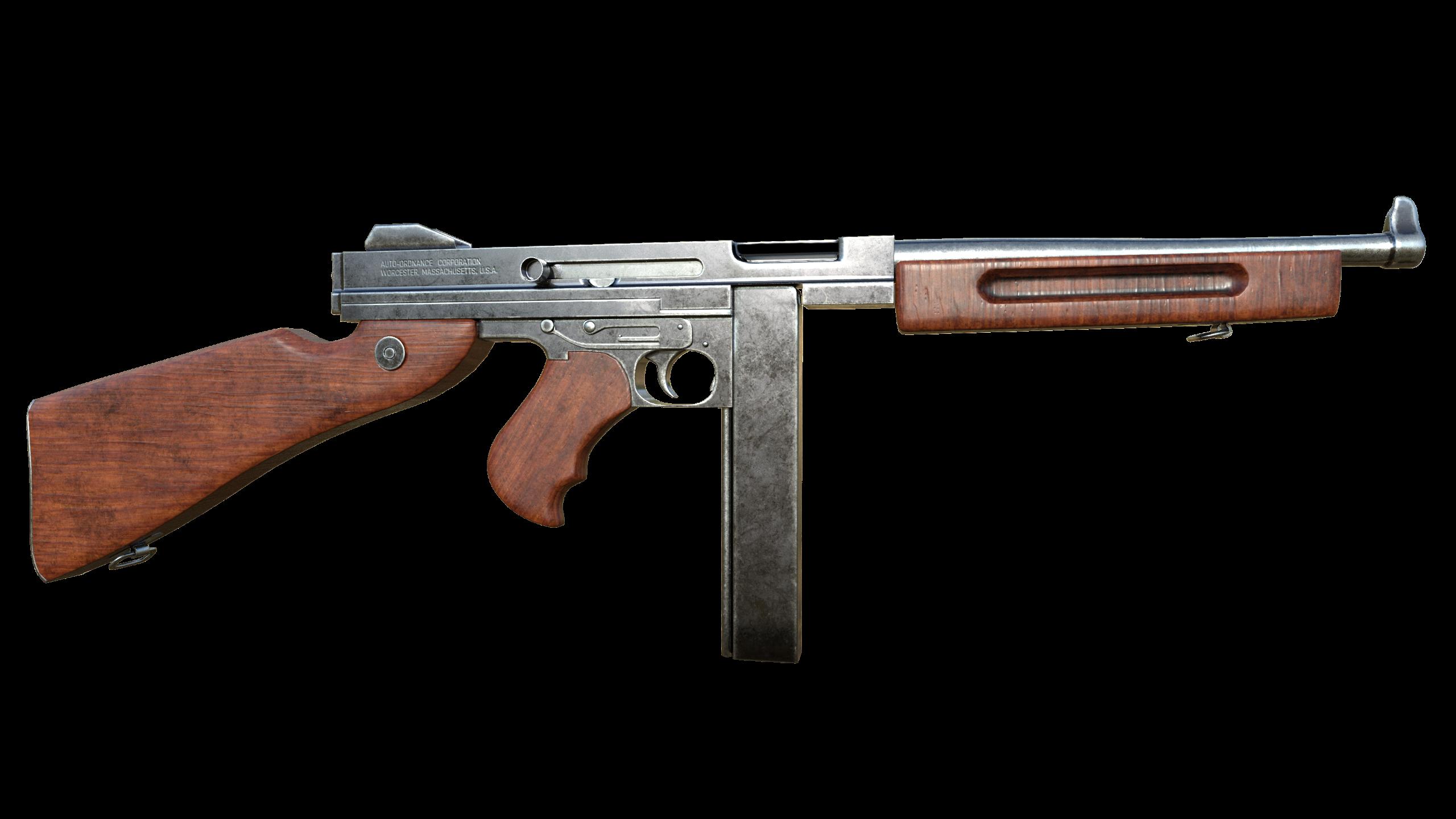 Thompson M1A1 image - dyotomi - Mod DB
