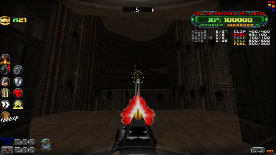 Screenshot Doom 20191126 135729