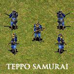 Teppo Samurai