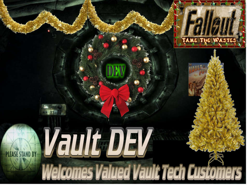 ValutDevChristmas