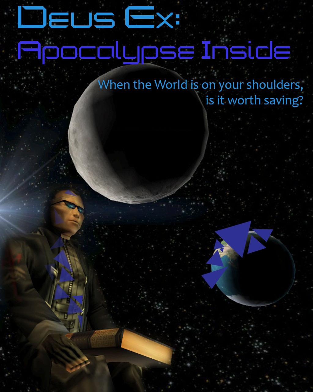 Deus Ex Apocalypse Inside Mod Mod Db